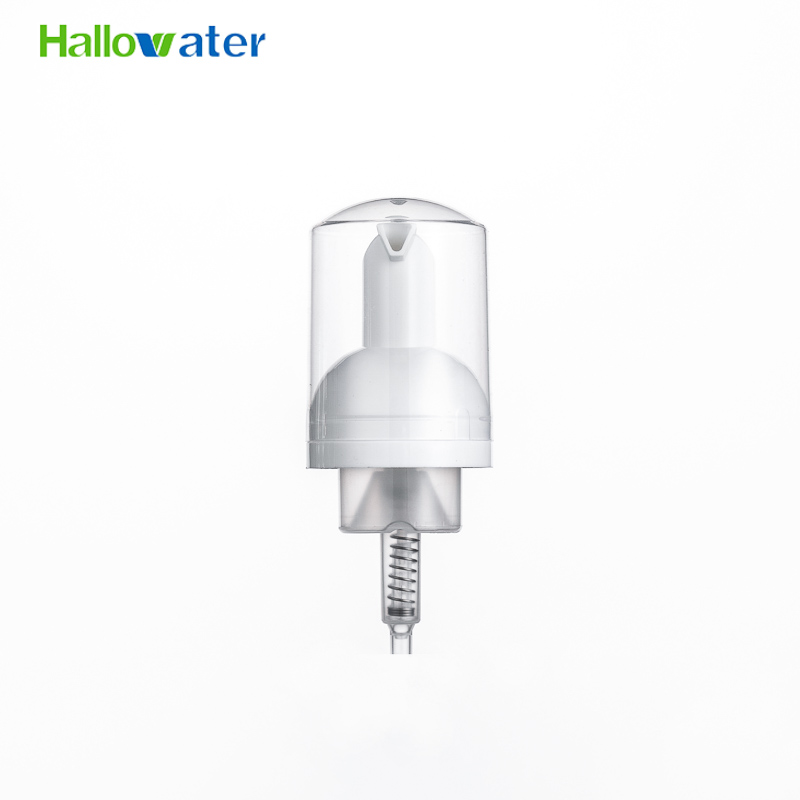 new style cosmetic foamer pump 0.8CC