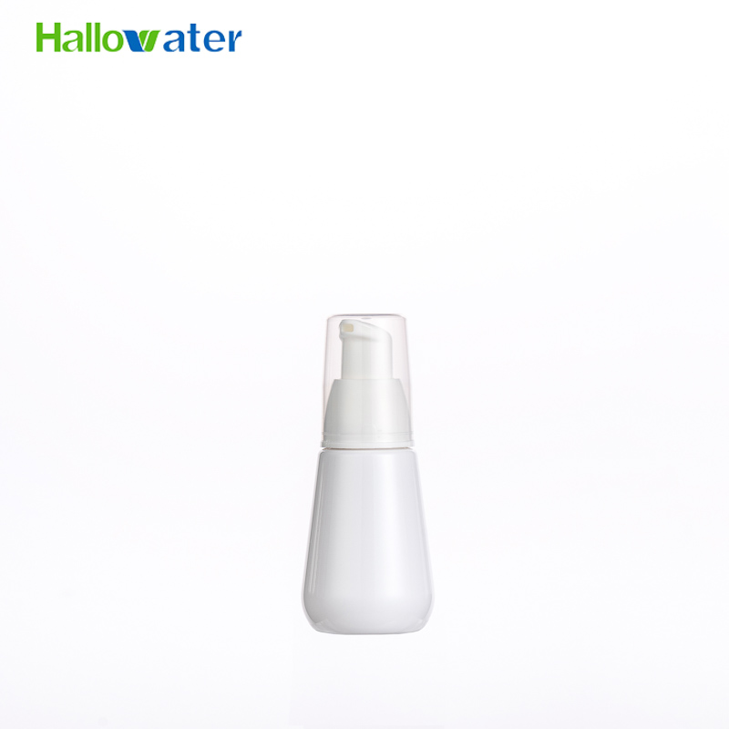 cone shape foam pump fit on bottle