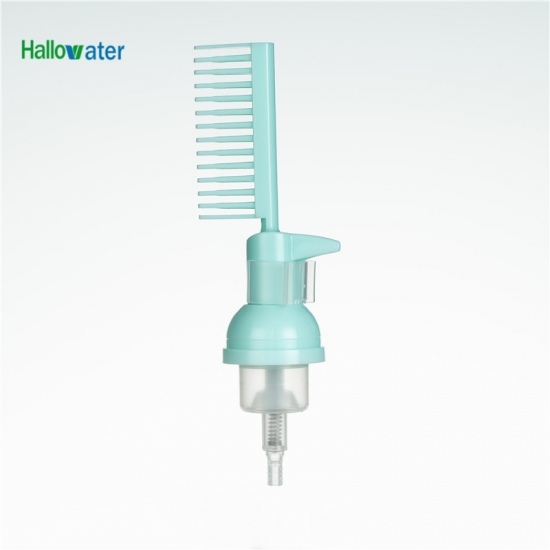 New Type Plastic Foaming Soap Pump For Hair Coloring
