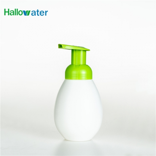 Plastic Hand Wash Foam Pump with Bottle