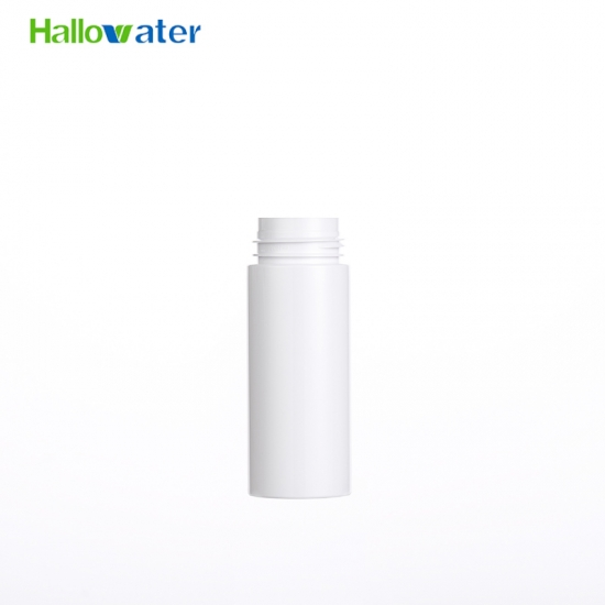 150ml 43mm stright round cosmetic foam pump bottle