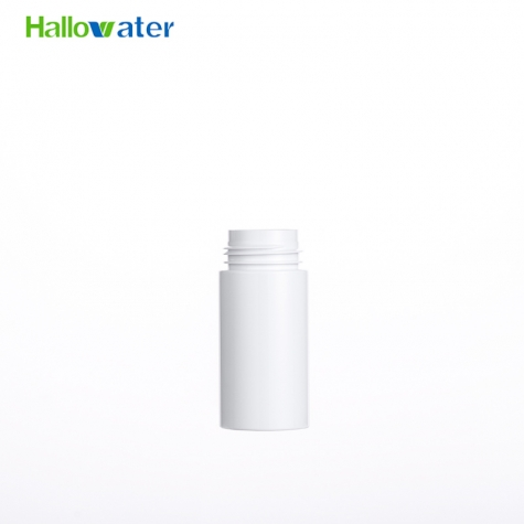 100ml 43mm stright round cosmetic foam pump bottle