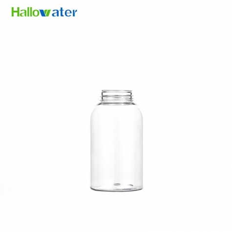 PET 250ml 40mm foamer pump bottle