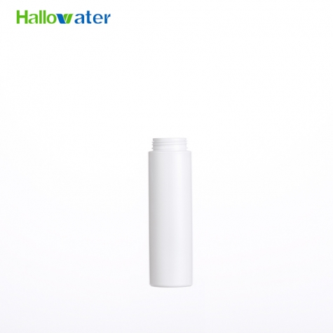 80ml 30mm plastic travel size cosmetic foam pump bottle