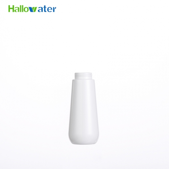 120ml 30mm Cone Shape plastic travel size cosmetic foam pump bottle
