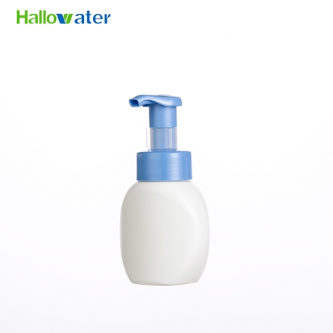HDPE 200ml 43mm foamer pump bottle