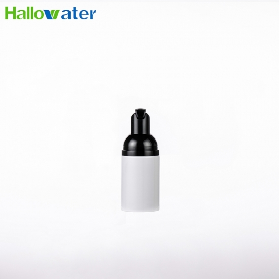 30ml 30mm stright round cosmetic foam pump bottle